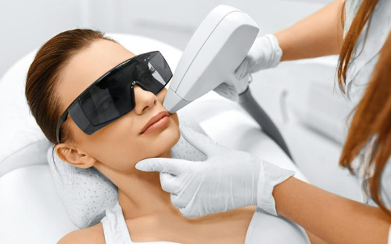 Laser hair removal by gp fast diode technique 1
