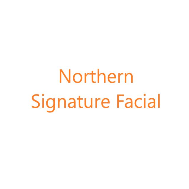 Northern signature facial