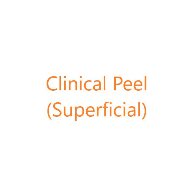 Peel superficial
