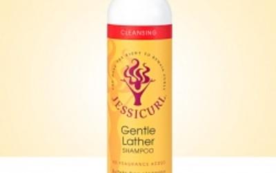 Gentle lather shampoo 8oz