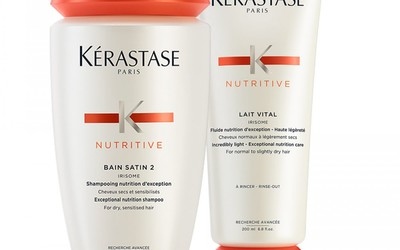 Kerastase nutritive irisome set 2 shampoo 250ml conditioner 200ml