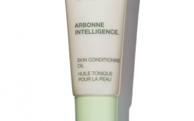 Arbonne intelligence skin conditioning oil 391x500