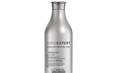 Packshot serieexpert silver shampooing 300ml