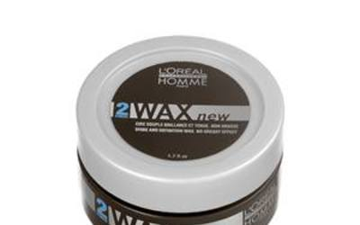Homme wax hair styling 900 840