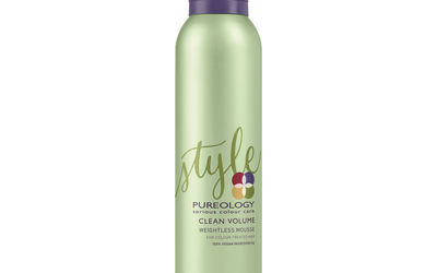 Pureology%c2%ae clean volume weightless mousse 1