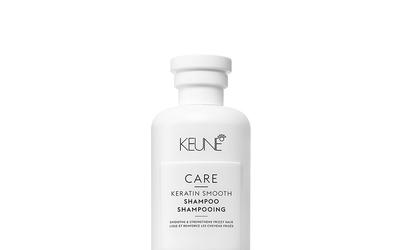 Care keratin shampoo