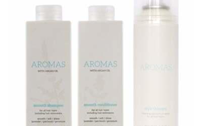Aromas smooth sh con spray